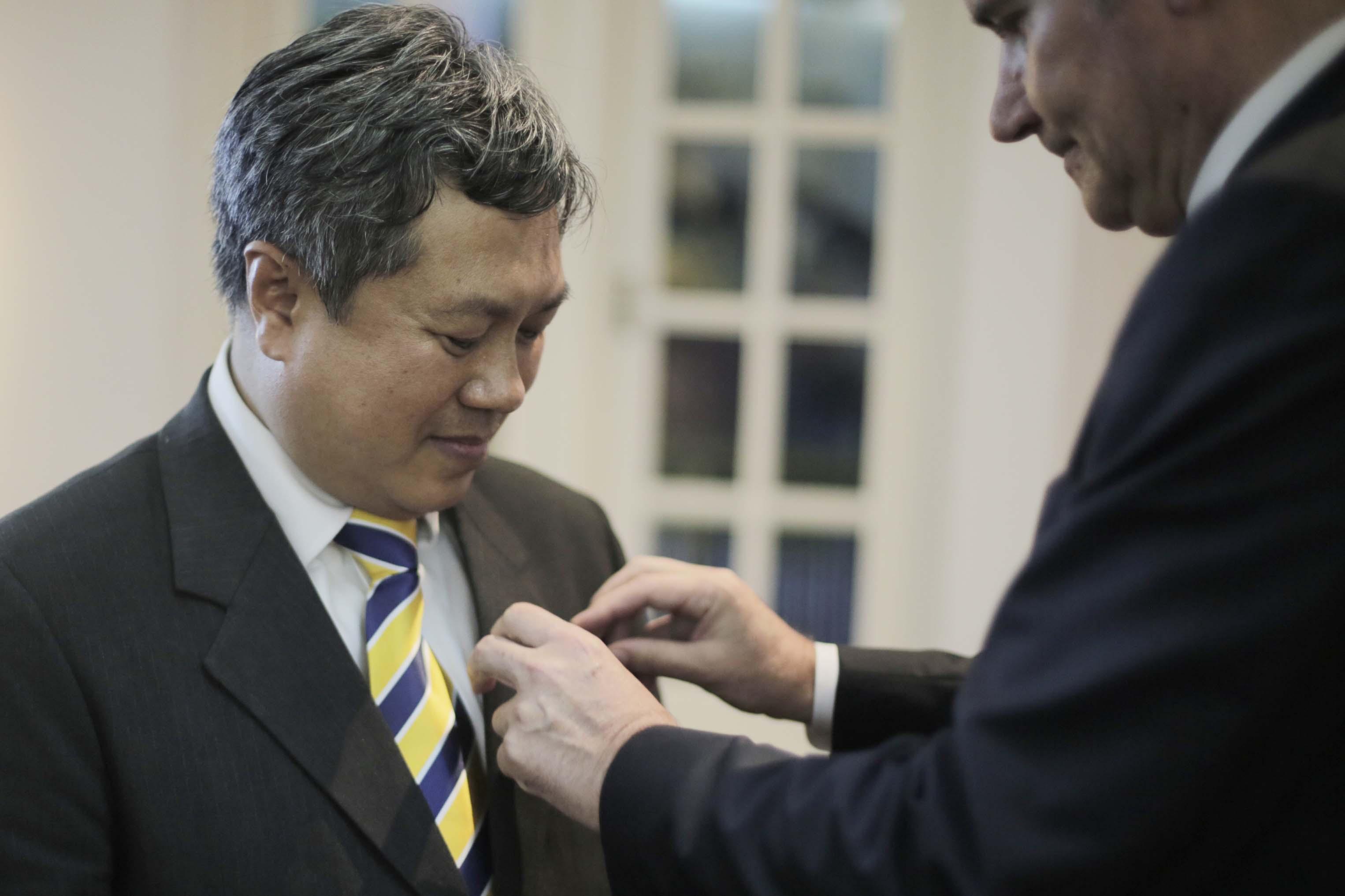 Prof dato dr mazliham mohd su ud pr sident et directeur g n ral d unikl la france en - Chambre de commerce malaisie ...