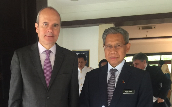 Dialogue conomique avec le ministre du commerce international et de la france en malaisie - Chambre de commerce malaisie ...