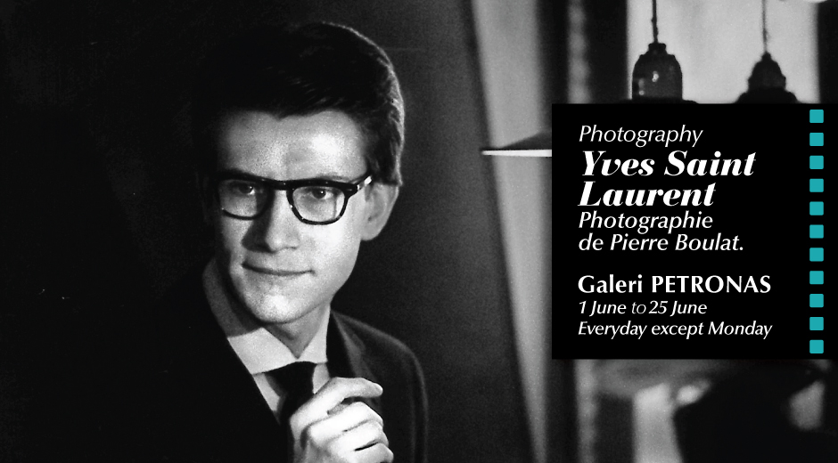 Yves saint laurent naissance d une l gende photographies for Miroir yves saint laurent