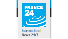 France 24 now available in English via « Astro GO »