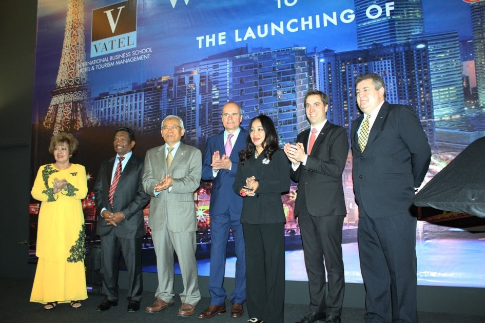 VVIP at the official launch of Vatel Kuala Lumpur - JPEG